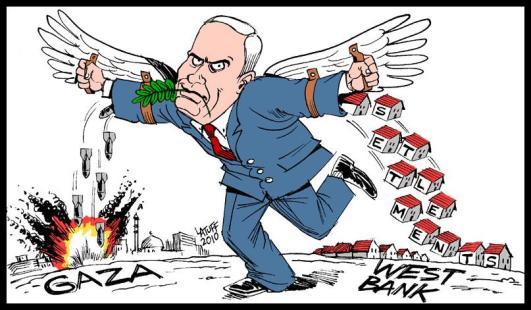 Risultati immagini per netanyahu assassino